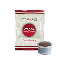 Pera Break Dolce Aroma 100 capsule cafea compat. Lavazza Point