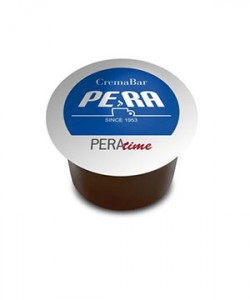 Pera Time Crema Bar 100 capsule cafea compatibile Lavazza Blue