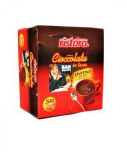Ristora ciocolata calda densa 50 plicuri