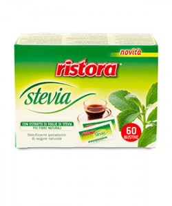 Ristora indulcitor Stevia 60 plicuri