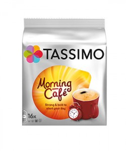 Jacobs Tassimo Morning Cafe 16 capsule cafea