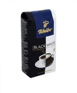 Tchibo Black and White cafea boabe 1kg