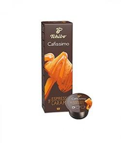 Tchibo Cafissimo Coffee Espresso Caramel 10 capsule cafea
