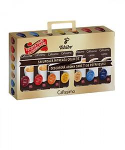 Tchibo Cafissimo Classic Collection 70 capsule cafea