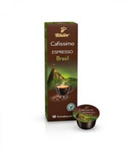 Tchibo Cafissimo Espresso Brasil 10 capsule cafea