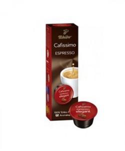 Tchibo Cafissimo Espresso Elegant 10 capsule cafea