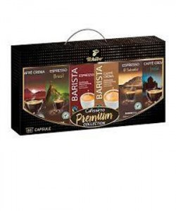 Tchibo Cafissimo Premium Collection 60 capsule cafea