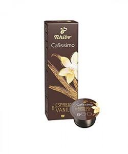 Tchibo Cafissimo Espresso Vanilla 10 capsule cafea