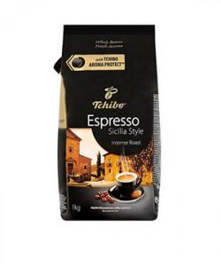 Tchibo Espresso Sicilia cafea boabe 1kg