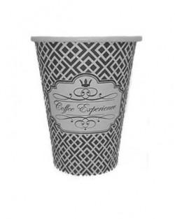 Pahare carton 7 oz automate Coffee Experience (set 50 buc.)