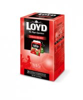Loyd ceai Strawberry HoReCa 20 plicuri