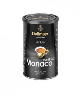 Dallmayr Espresso Monaco cafea macinata 200g cutie metalica
