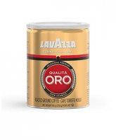 Lavazza Qualita Oro cafea macinata cutie metalica 250g