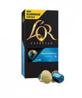 L'Or Decaffeinato 10 capsule cafea compatibile Nespresso
