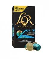 L'Or Papua 10 capsule cafea compatibile Nespresso