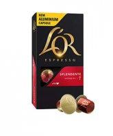 L'Or Splendente 10 capsule cafea compatibile Nespresso