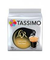 L'Or Tassimo Caffe Long Classique 16 capsule cafea