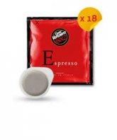 Vergnano ESE Espresso 18 monodoze (cialde)