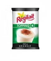 Regilait Topping 4 lapte granulat pentru cafea 500g