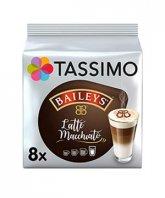 Jacobs Tassimo Baileys 8 capsule cafea + 8 capsule lapte