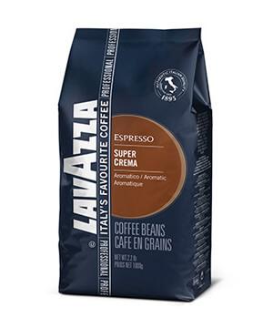 cafea Lavazza Super Crema boabe