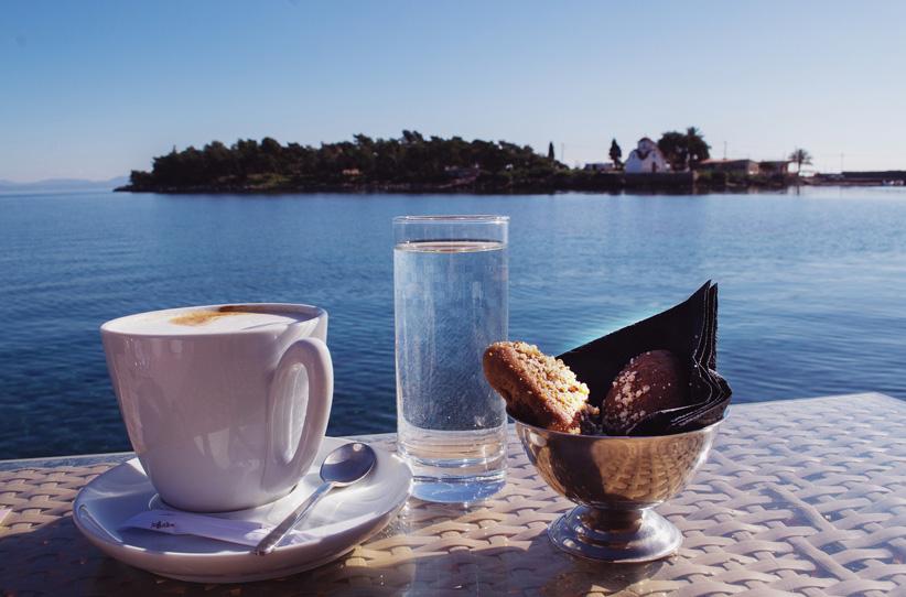 Savureaza o cafea buna la inceput de vara