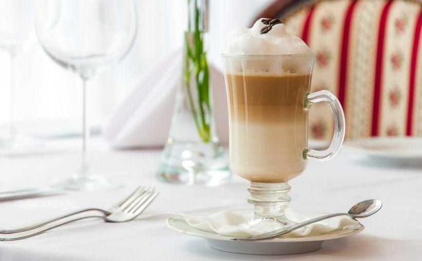 Diferantele dintre diversele tipuri de cafea: Latte Macchiato