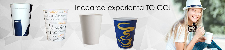CoffeePlace iti pune la dispozitie o gama larga de pahare de carton, cu diferite modele si dimensiuni, perfecte pentru a fi utilizate in espressoarele de cafea.