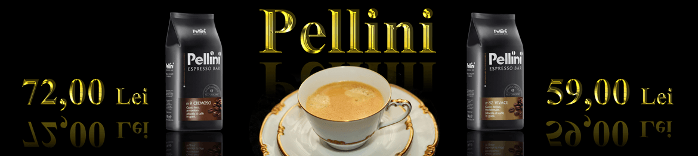 Delecteaza-te cu Pellini Vivace sau Pellini Cremoso